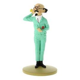 moulinsart Tintin Statue - Professor Bienlein