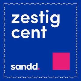 Sandd Stamps 60 cent - sheetlet of  20
