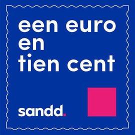 Sandd Stamps 110 cent - sheetlet of  20