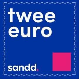 Sandd zegels 2 euro - velletje met 10 stuks