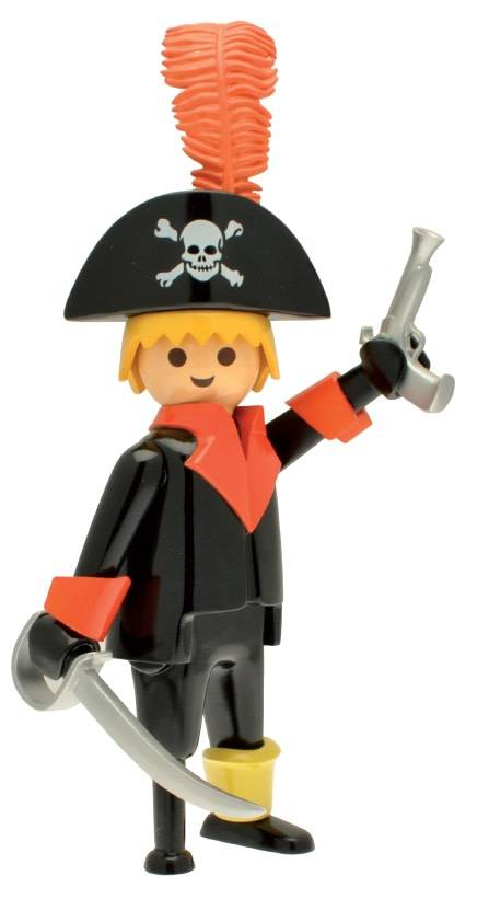 plastoy playmobil pirate collectura