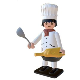 Plastoy Playmobil Cooker