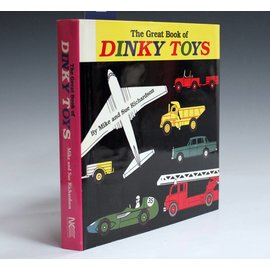 New Cavendish The Great Book of Dinky Toys