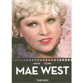 taschen Movie Icons · Mae West
