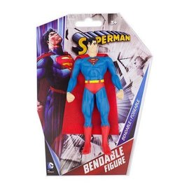 NJCroce Superman Bendable Figure
