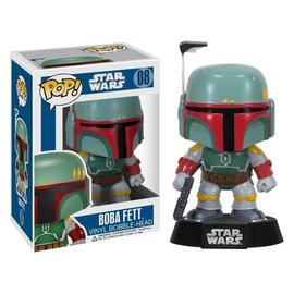 Funko Pop! Star Wars 08 - Boba Fett