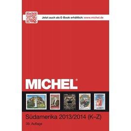 Michel 3.2 Südamerika 2013/2014 K-Z