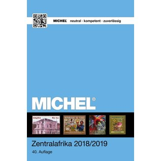 Michel Übersee-Katalog Zentralafrika 2018/2019