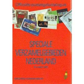 Zonnebloem Speciale Verzamelgebieden Nederland 2001