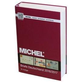 Michel Briefe-Katalog Deutschland 2016/2017