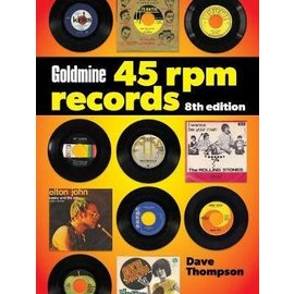 Krause Goldmine 45 rpm Records Price Guide
