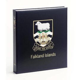 Davo Luxury album Falkland Islands Dependencies I 1944-2009
