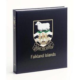 Davo Luxus Album Falkland Inseln I 1878-1995