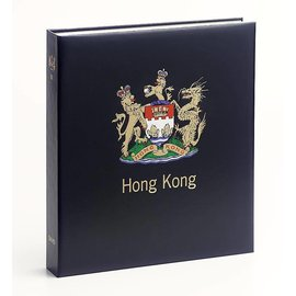 Davo Luxury binder Hong Kong (GB) III