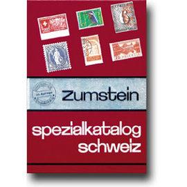 Zumstein Spezialkatalog Schweiz Band 1