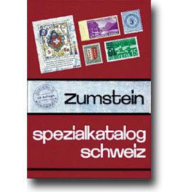 Zumstein Spezialkatalog Schweiz Band 2