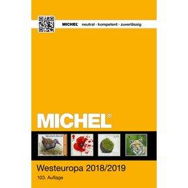 Michel Europa-Katalog Band 6 Westeuropa 2018/2019