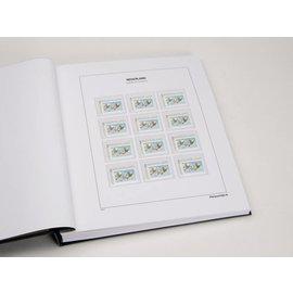 Davo LX Nederland Persoonlijke Postzegels horizontaal