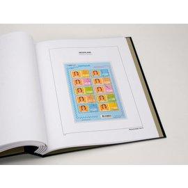 Davo LX Nederland Velletjes Persoonlijke Postzegels verticaal