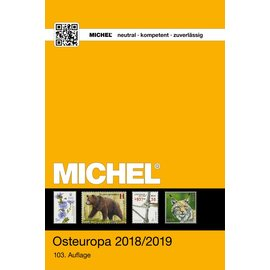 Michel Europa-Katalog Band 7 Osteuropa 2018/2019
