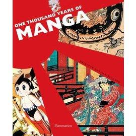 Flammarion One Thousand Years of Manga