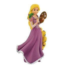 Bullyland Rapunzel with painter's palette