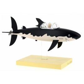 moulinsart Kuifje Iconen - De haaienduikboot