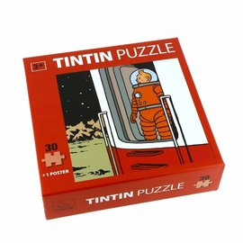 moulinsart Kuifje Puzzle 30 stukken