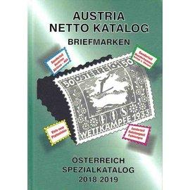 ANK Austria Netto Katalog Briefmarken Österreich Spezialkatalog 2018/2019