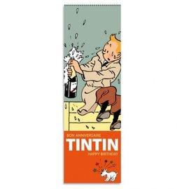 moulinsart Tintin Birthday Calendar