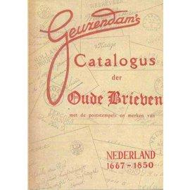 Geuzendam Catalogus der Oude Brieven