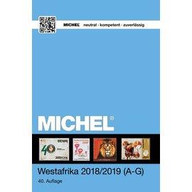 Michel Übersee-Katalog Westafrika Band 1 A-G 2019