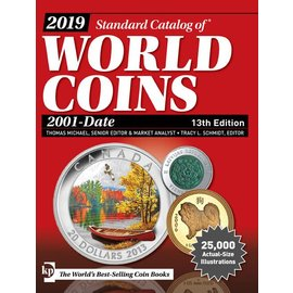 Krause 2019 Standard Catalog of Word Coins 2001-Date
