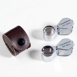 Leuchtturm LU 42 - precision magnifier 20x magnifying