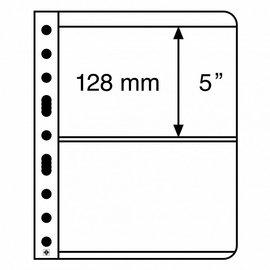 Leuchtturm Kunststoffhüllen Vario 2 C - 5 Stück