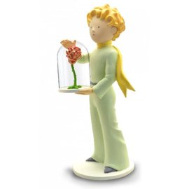 Plastoy The Little Prince and the Rose