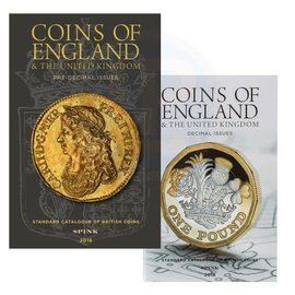 Spink Coins of England & the United Kingdom 2018