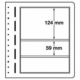 Leuchtturm blanco bladen LB 3 Mix - 10 stuks