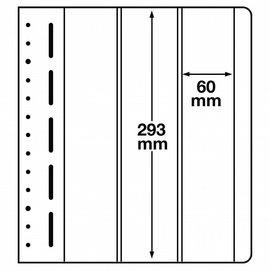 Leuchtturm blanco bladen LB 3 verticaal - per stuk