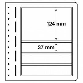 Leuchtturm blanco bladen LB 4 Mix - 10 stuks