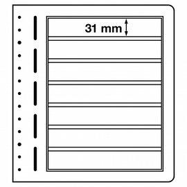 Leuchtturm blank pages LB 7 - set of 10