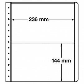 Leuchtturm blanco bladen LB SH/2 - per stuk