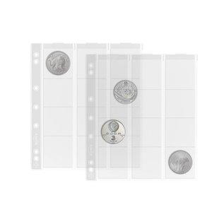 Leuchtturm muntbladen Numis 44 - 5 stuks