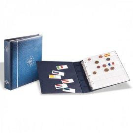Leuchtturm album Numis Euro