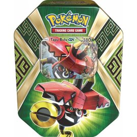 The Pokemon Company Pokemon Island Guardians Summer Tin Tapu Bulu