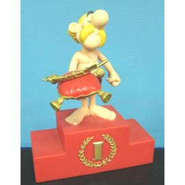 Plastoy Asterix Olympic Games moneybank