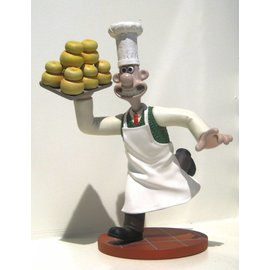 Leblon Wallace als bakkershulp