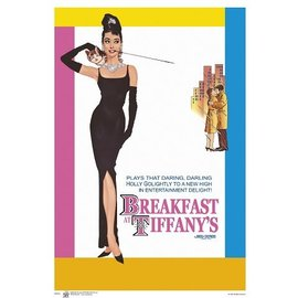 Filmfreak Audrey Hepburn - Breakfast at Tiffany's
