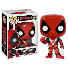 Funko Pop! Marvel 112 Deadpool