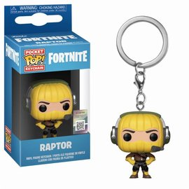 Funko Pop! Keychain Fortnite - Raptor